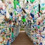 Aktion gegen Plastik im Meer