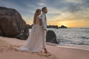 Hochzeit Glacis, Sunset