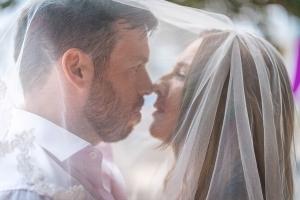Hochzeitsfotos Seychellen Eheversprechen am Strand