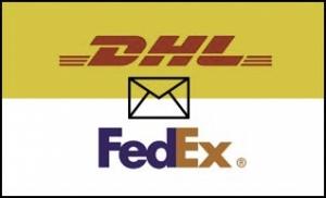 Option DHL/Fedex Kurier