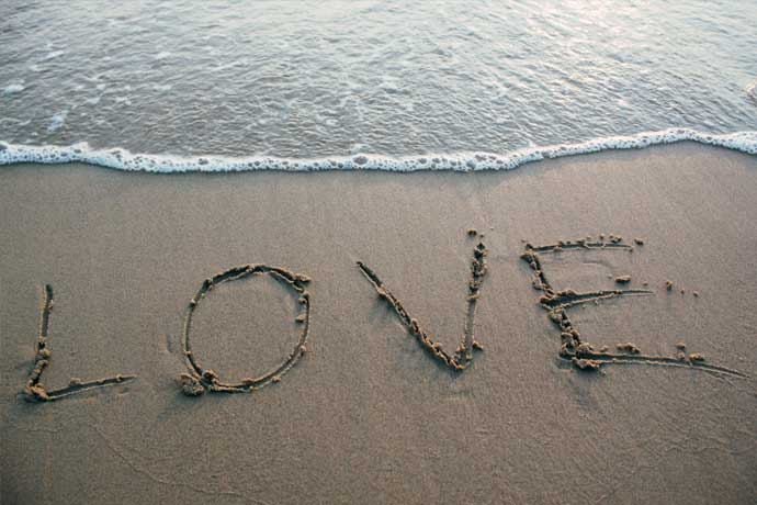 Jahreszeiten Seychellen Love