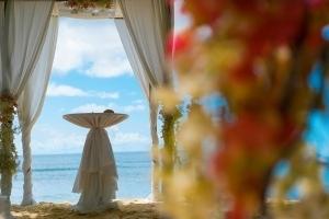 Strandhochzeit Fotos Mahe Hochzeitsdekoration