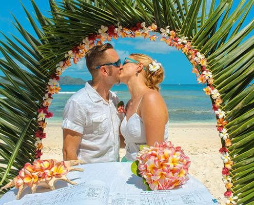 Classic Hochzeitspaket Seychellen 1