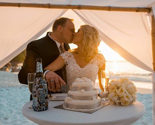 Superior Hochzeitspaket offizielle Heirat
