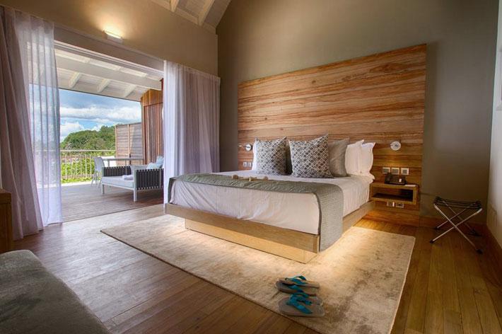 Carana Beach Hotel Ocean View Chalet