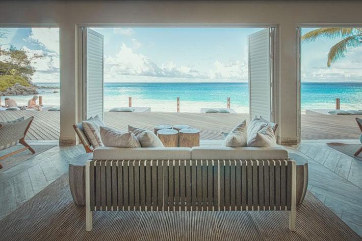 Carana Beach Hotel Pool Deck