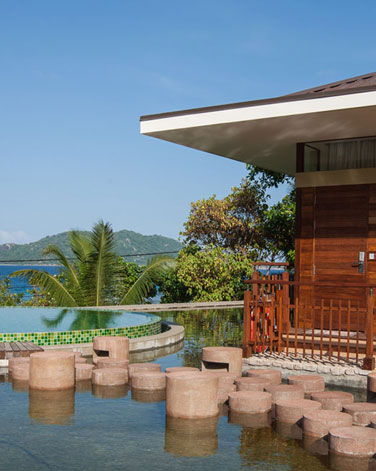 Le Relax Luxury Villa Room