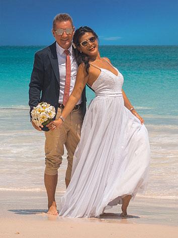 Eheversprechen erneuern Seychellen