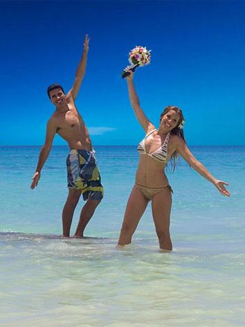 Flitterwochen Hotels Seychellen