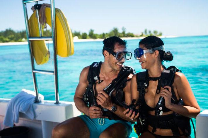 Denis Private Island Diving