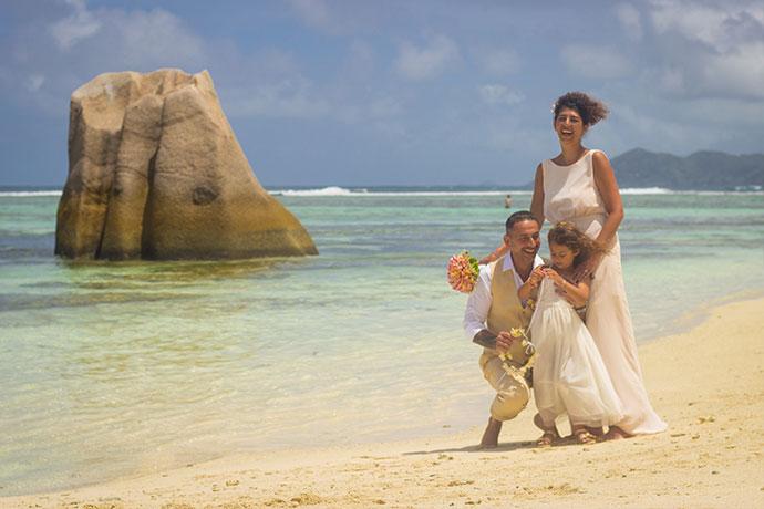 Eheerneuerung in den Seychellen