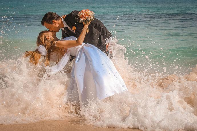 Hochzeit Mahè, Anse Louise