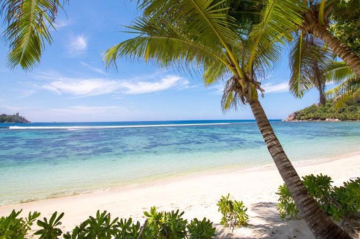 Kempinski Seychelles Resort Strand