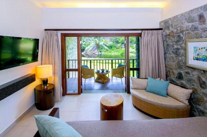 Kempinski Seychelles Resort Hillview Room