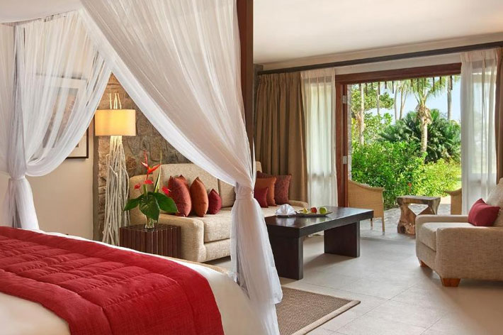 Kempinski Seychelles Resort Zimmer