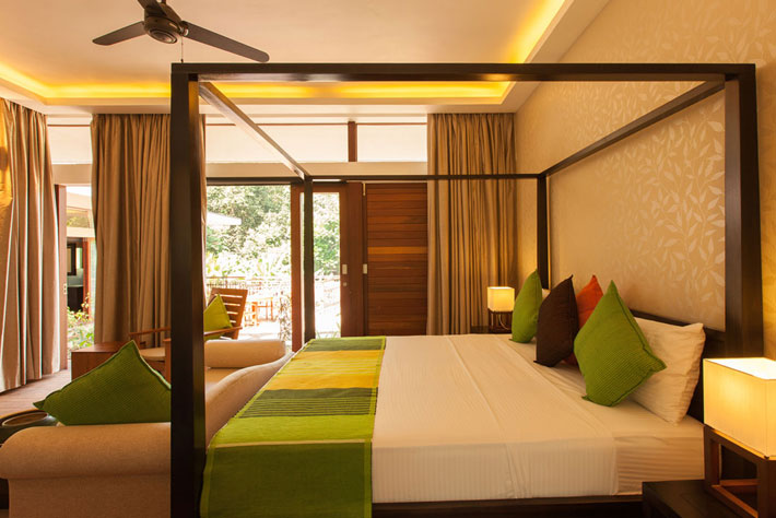 Le Relax Luxury Lodge Villa Bedroom