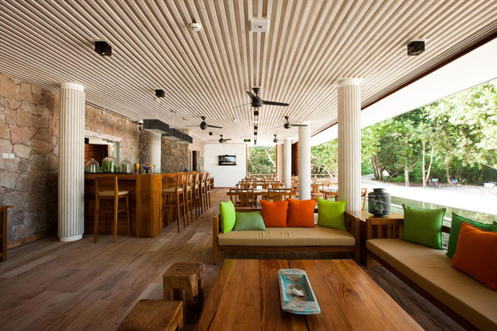 Le Relax Luxury Lodge Villa Lounge