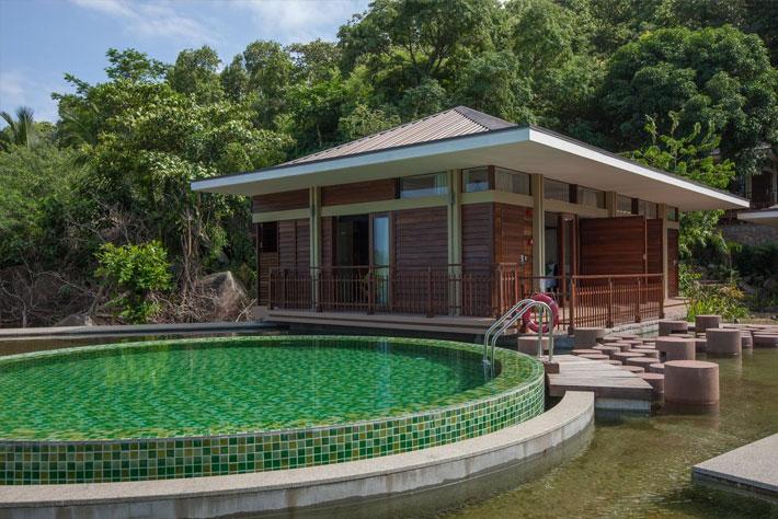Le Relax Luxury Lodge Villa Pool