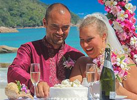 menu Hochzeitspakete Seychellen