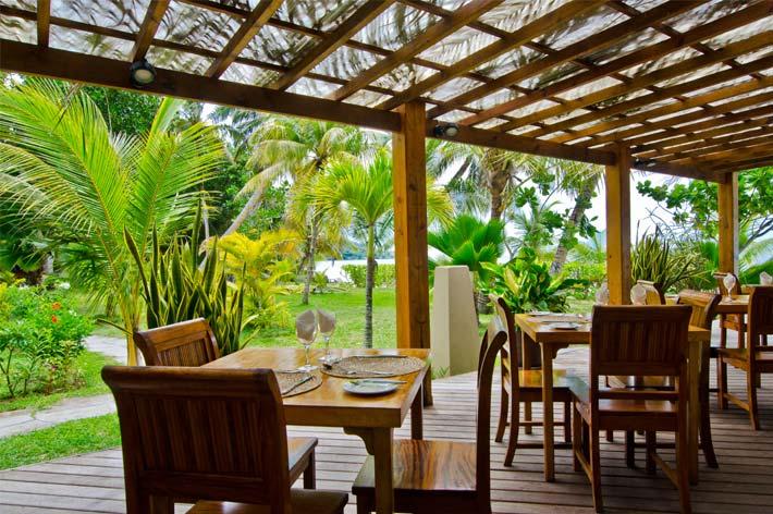 Indian Ocean Lodge Restaurant