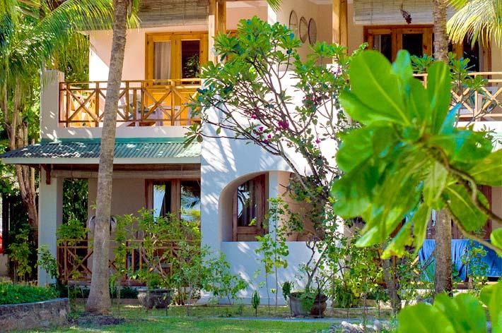 Indian Ocean Lodge Villa