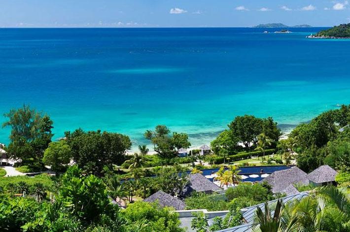 Raffles Seychelles Lage