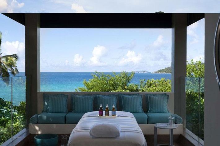 Raffles Seychelles Resort Spa