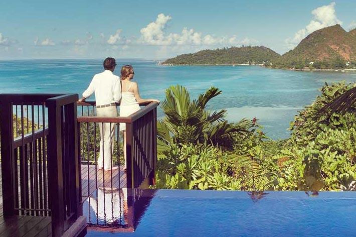 Raffles Seychelles Resort Seaview