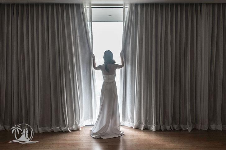 Seychellen Fotograf Brautvorbereitung