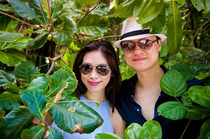 Fotograf Seychellen Honeymoon Paarshooting