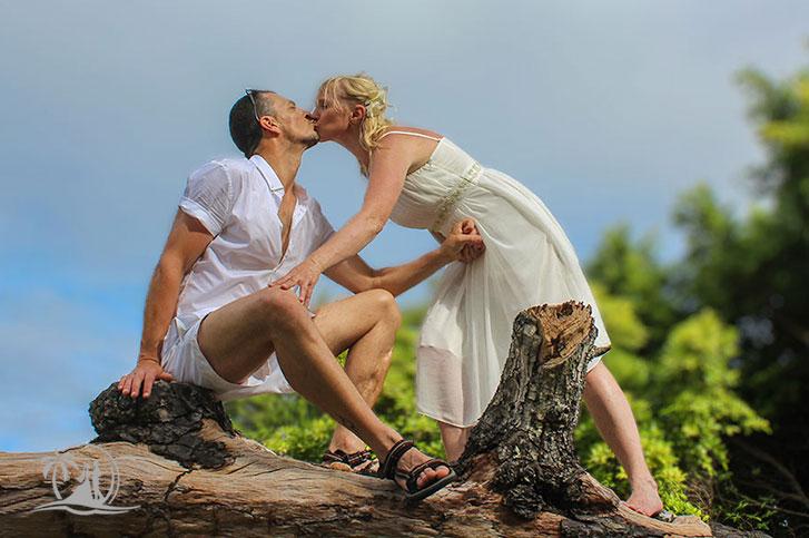 Fotograf Seychellen Honeymoon Paarshooting Praslin