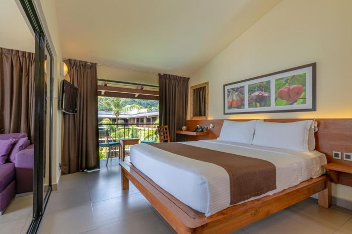 Coral Strand Smart Choice Hotel Superior Room