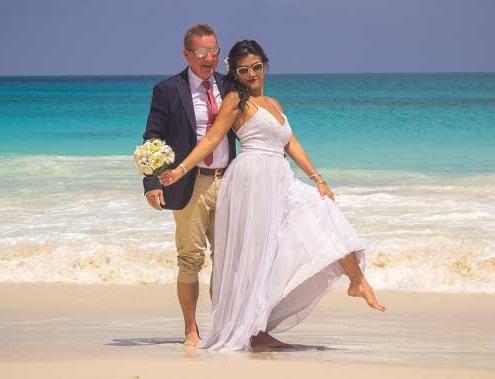 Sweet Memories Gelübte erneuern Seychellen