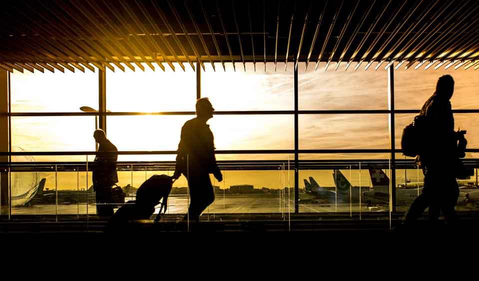 Stornierung Tourismusbranche