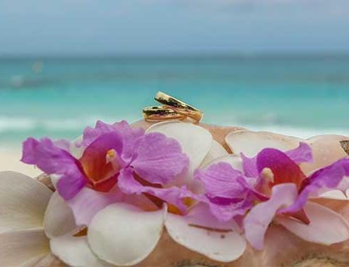 Zwei Herzen - Eheversprechen erneuern Seychellen