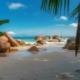 Anse Lazio Bester Strand auf Praslin